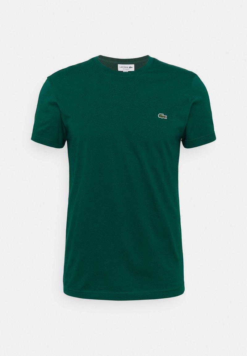 Lacoste - Jednoduché triko - dark pine green