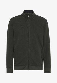 Pre End - TALLIS - Cardigan - mottled dark green - 4