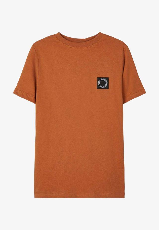 NLMNOONIE - T-Shirt basic - argan oil