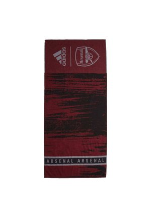 ARSENAL FC COTTON TOWEL - Handtuch - black