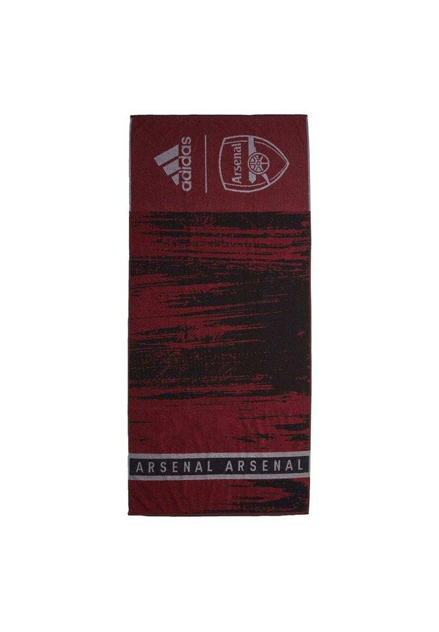 ARSENAL FC COTTON TOWEL - Toalla - black