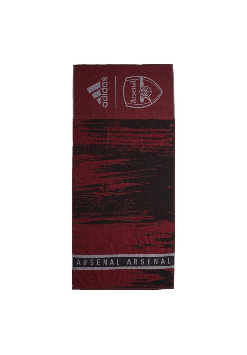 adidas Performance - ARSENAL FC COTTON TOWEL - Håndkle - black