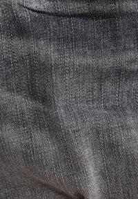 G-Star - 3301 SLIM - Denim shorts - vintage basalt destroyed - 1