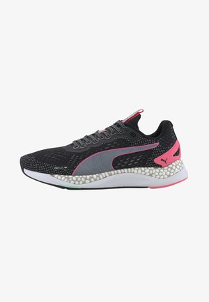 Sneakers laag - black/ignite pink