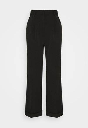 MATHILDE GØHLER SUIT PANTS - Trousers - black