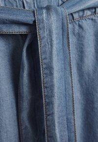 Cream - SUNACR  - Kalhoty - denim blue - 6
