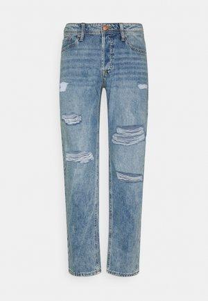 JJIMIKE JJORIGINAL - Jeans straight leg - blue denim