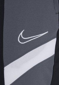 Nike Performance - DRY ACADEMY SUIT - Tracksuit - black/black/white/white - 8