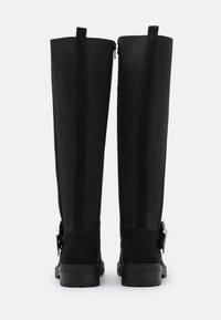 New Look - DOLLY SIDE ZIP CHUNKY - Støvler - black - 3
