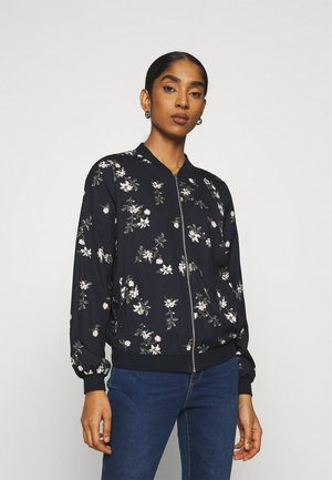VMFALLIE - Bomber Jacket - navy