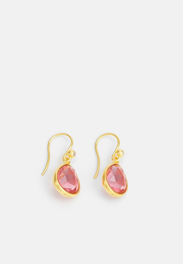 AURA EARRINGS - Korvakorut - rose