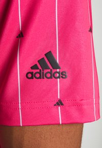 adidas Golf - ULTIMATE SPORTS GOLF SHORT SLEEVE - Funkční triko - power pink/black/grey two - 5