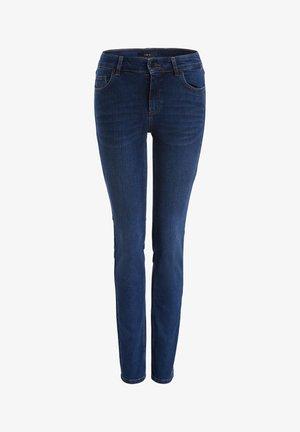 Slim fit jeans - darkblue denim