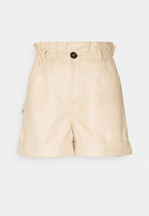 JANNY - Shorts - light beige