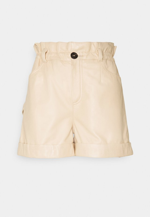 JANNY - Shorts - light beige