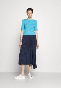 Lauren Ralph Lauren - JUDY - T-shirt basic - capri water - 1