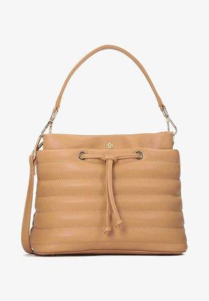 Handbag - light brown