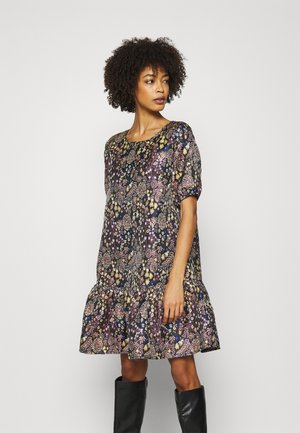 BASANTI DRESS - Korte jurk - multi-coloured