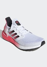 adidas Performance - ULTRABOOST 20 SHOES - Scarpe da corsa stabili - white - 3