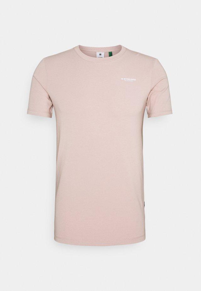 SLIM BASE - Basic T-shirt - lox