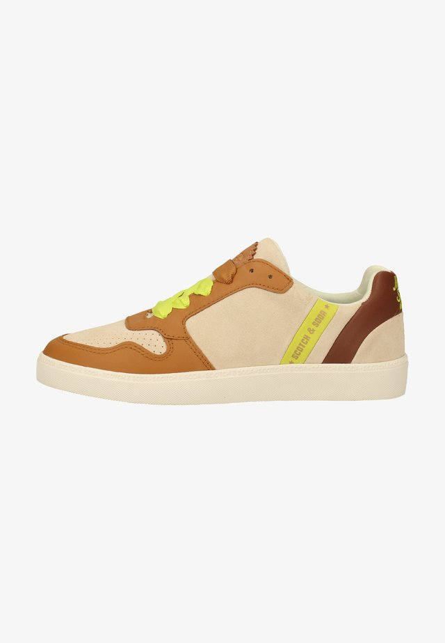 LAURITE - Sneakers laag - copper brown s