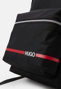 HUGO - RECORD BACKPACK  - Mochila - black - 6