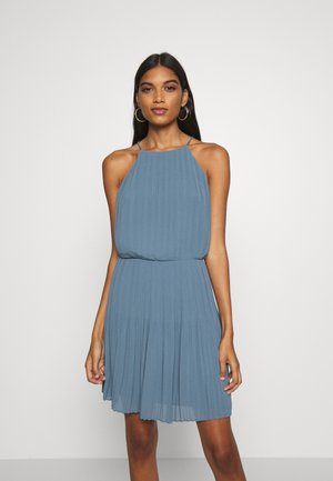 MYLLOW SHORT DRESS - Vestido de cóctel - blue mirage