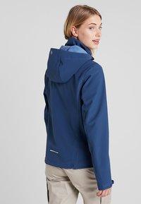Icepeak - LUCY - Softshell jakker - blue - 2