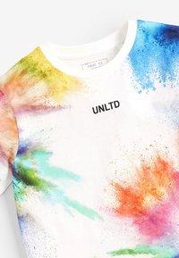 Next - T-shirt print - white - 2
