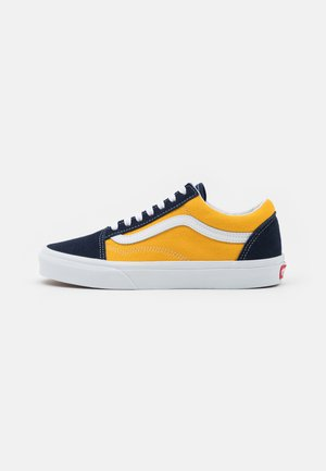 OLD SKOOL UNISEX - Tenisky - dress blues/saffron