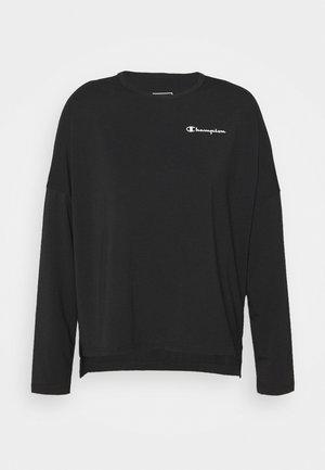 CREWNECK LEGACY - Bluzka z długim rękawem - black
