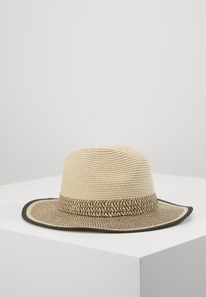 PAPER-OS FRAY CB FDRA - Hat - natural/black