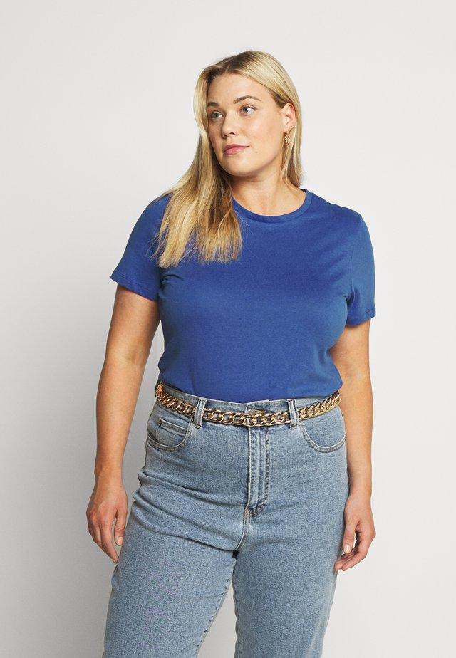 T-paita - clematis blue