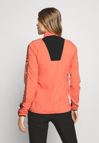 Peak Performance - ECLECTIC JACKET - Sports jacket - orange