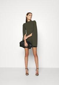 Mossman - THE SENSE OF MYSTERY DRESS - Jersey dress - khaki - 1