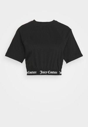 SUSAN - Sports shirt - black