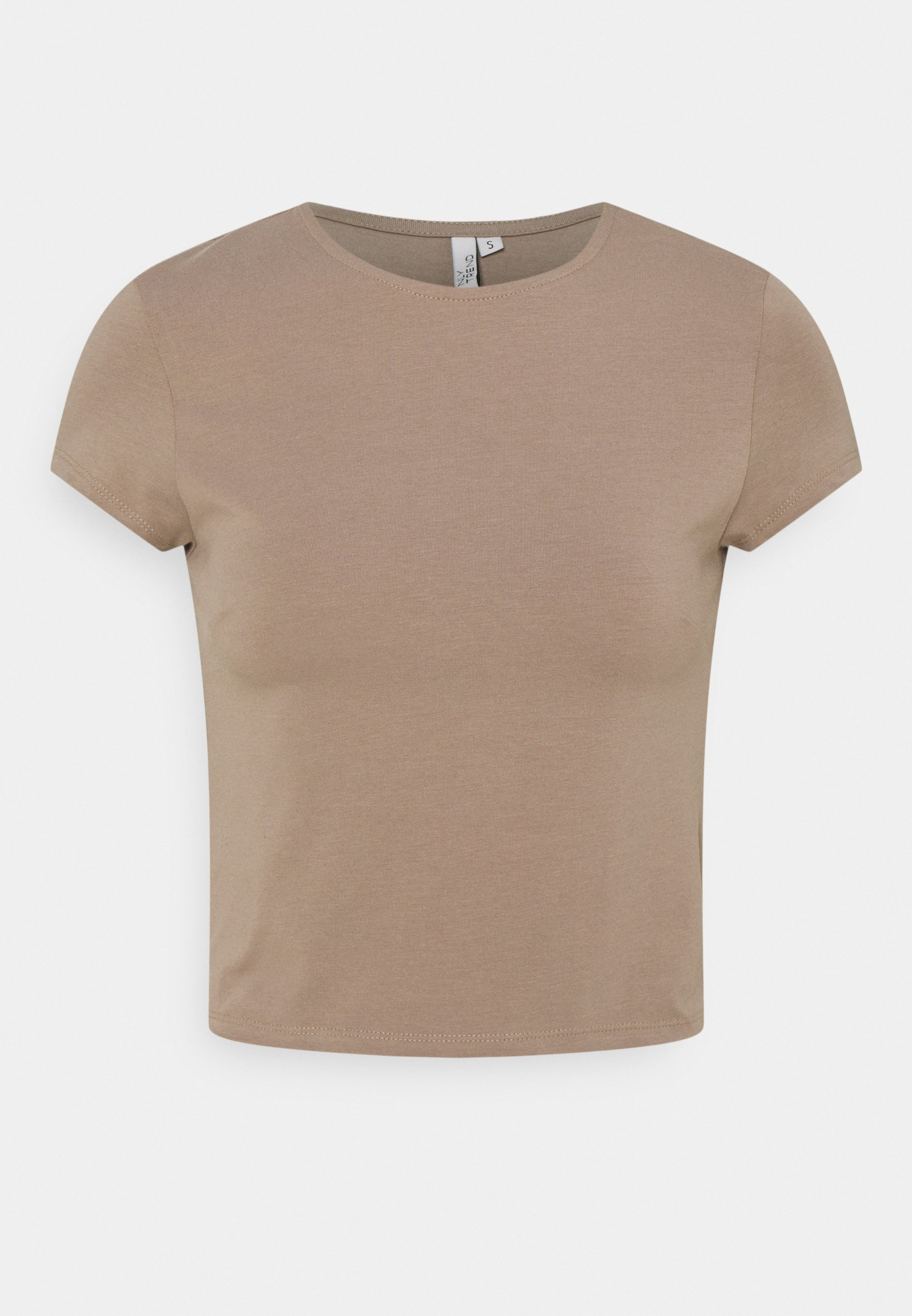 Damen PERFECT CROPPED TEE - T-Shirt basic