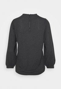 JDY - JDYANNELINE - Long sleeved top - phantom/melange - 1