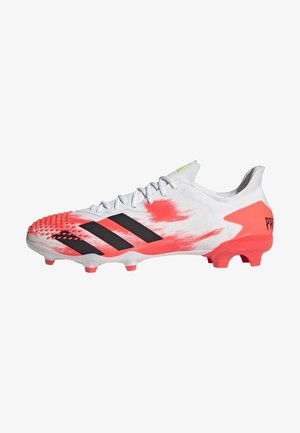 PREDATOR 20.2 FG - Moulded stud football boots - ftwwht/cblack/pop