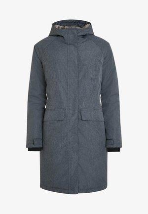 Winter coat - bluemelange