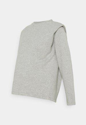 PCMJYTTA  - Sweatshirt - light grey melange