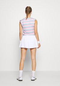 Ellesse - TRIONFO - Sportovní sukně - white - 2