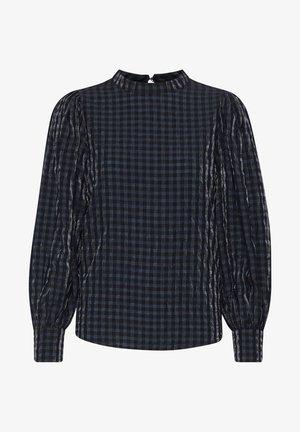 FRNALUCHECK  - Camicetta - navy blazer