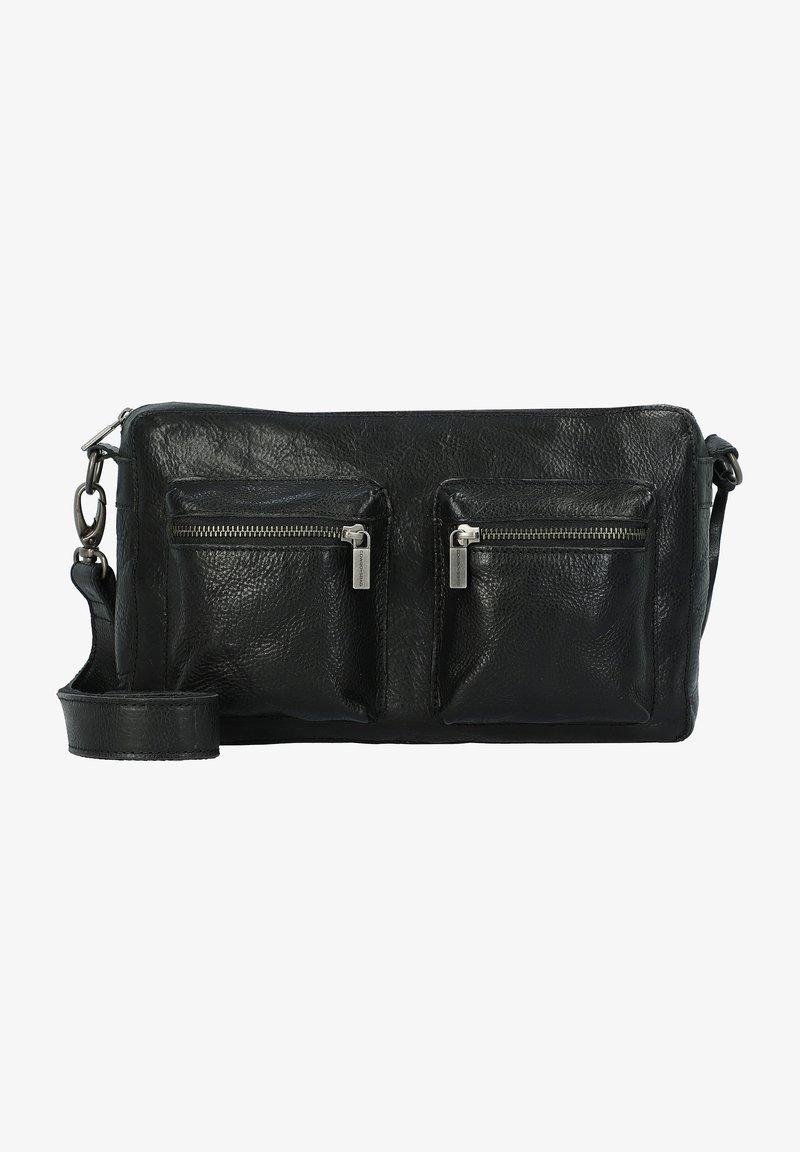 Cowboysbag - Schoudertas - black
