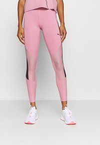 Puma - TRAIN PEARL FULL - Tights - foxglove - 0