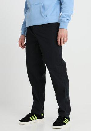 EASY PANT - Kalhoty - black