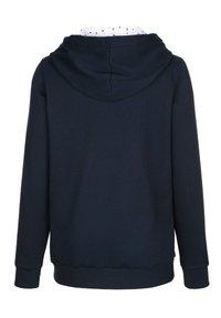 Dress In - Zip-up sweatshirt - marineblau - 6