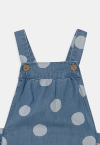 Carter's - CHAMBRAY SET - T-shirt imprimé - blue/yellow - 2