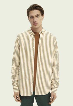 SHIRT - Shirt - brown