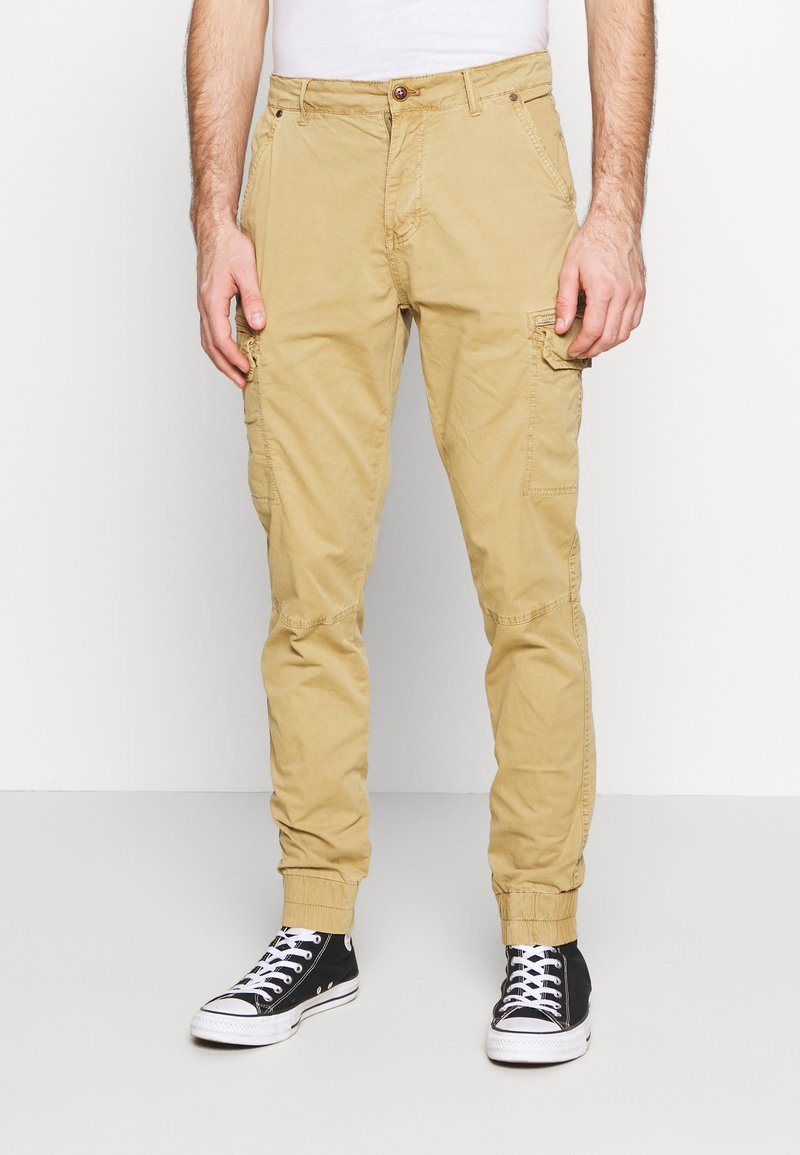 Blend - Cargo trousers - sand brown